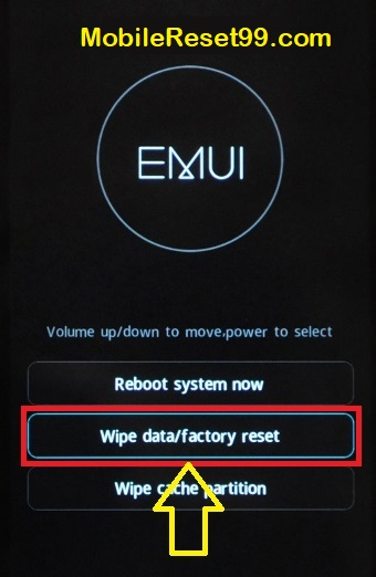 Any Huawei Mobile Reset and Unlock Methods without Password