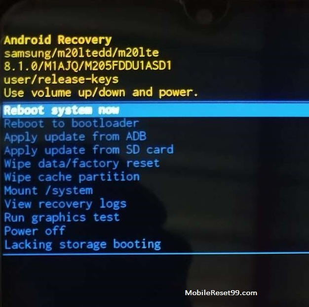 How to Enter Recovery Mode on HTC Wildfire S Phone