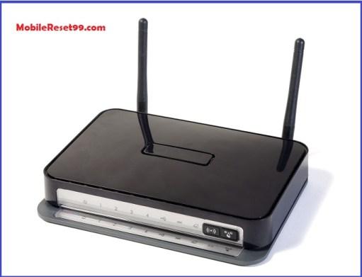 ZTE Router Reset
