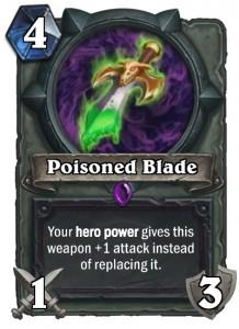 Poisoned-Blade-Hearthstone
