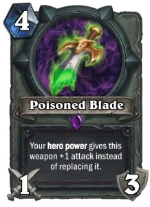 Poisoned-Blade-Hearthstone