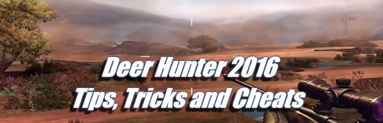deer hunter cheats
