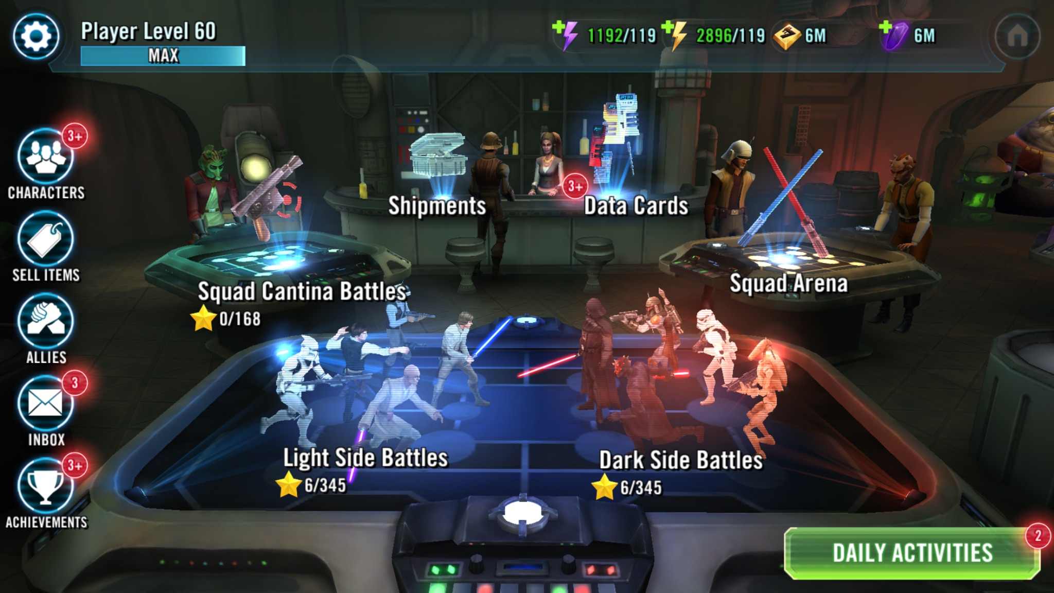The Ultimate Guide – Star Wars: Galaxy of Heroes |