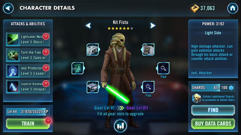 Best FTP Guide 2017 – Star Wars: Galaxy of Heroes – Part 2 |