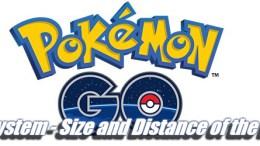 Pokémon Go: Buddy System - Size and Distance of the Rewards