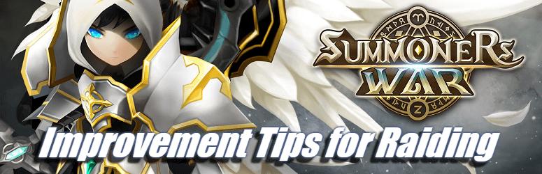 Improvement Tips for Raiding - Summoners War