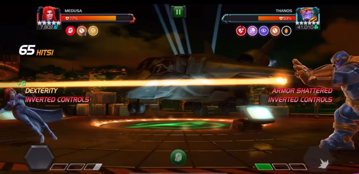 Thanos Stages Guide - Marvel Contest of Champions