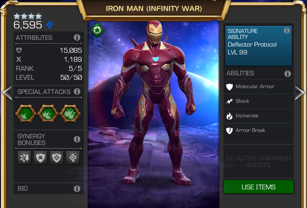 Act 6.1 Completion Guide - Marvel Contest of Champions
