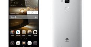 Huawei Mate S CRR-CL20