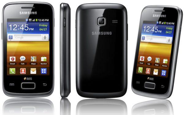 Samsung Glaxy GT-S6102