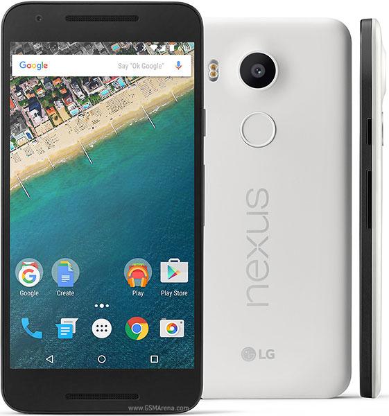 Lg Nexus 5x прошивка