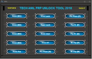 Tech Anil FRP Unlock Tool 2018