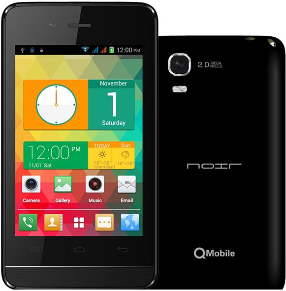 QMobile Noir X5 MT6571 Flash File Firmware