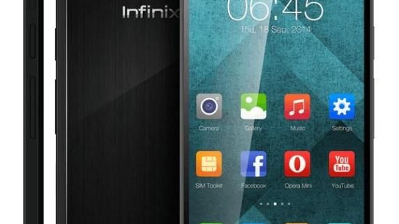 How To Flash Infinix X572