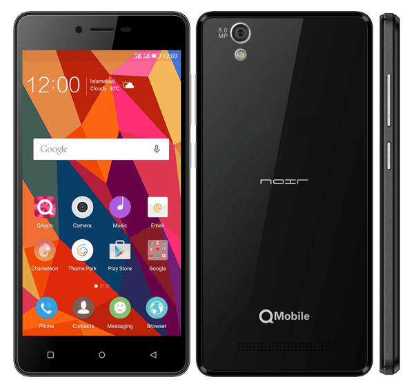 Qmobile LT700 V2 MT6735 Firmware Flash File