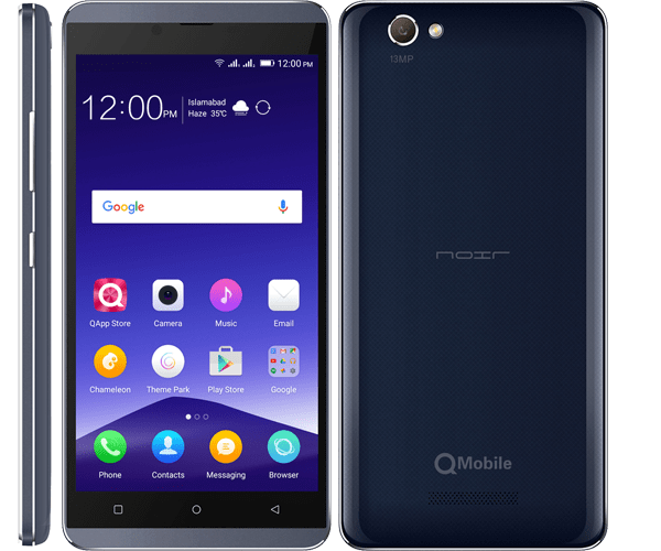 Qmobile Z9 Plus MT6735 Android 5.1 Firmware Flash File