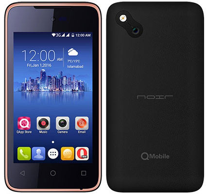 Qmobile X32 MT6580 Android 6.0 Firmware Flash File