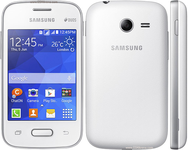 Samsung Galaxy Pocket 2 Duos SM-G110H Firmware Flash File