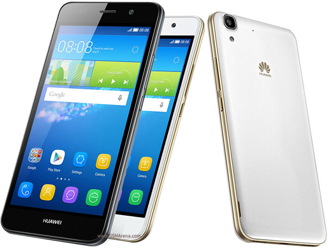 Huawei Y6 SCL-U31 Firmware Flash File