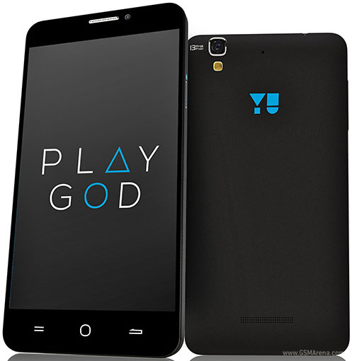 Yu Yureka AO5510 Firmware Flash File