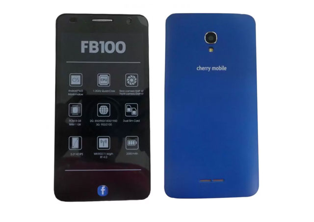 Cherry Mobile FB100 Android 6.0 Firmware Flash File