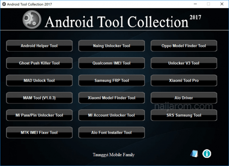 Android Tool Collection 2017