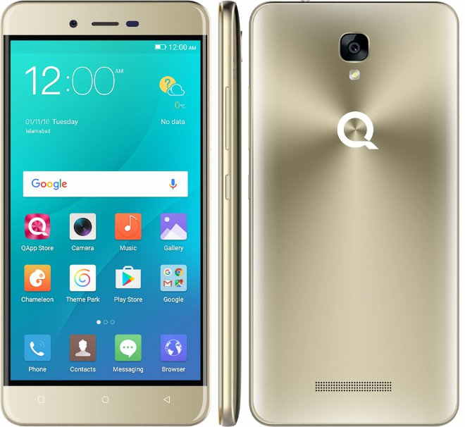 QMobile J7 Pro Firmware Flash File