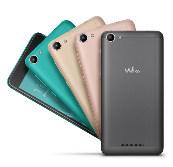 Wiko Lenny 3 Max Firmware Flash File