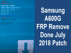 samsung a6 2018 frp bypass | Mobile Solution Point
