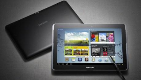 Galaxy Note 10.1 Press Image
