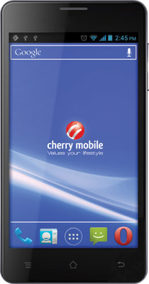 Cherry Mobile Titan Front View