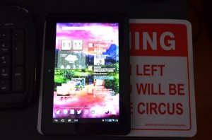 Cherry Mobile Fusion Bolt IPS Display