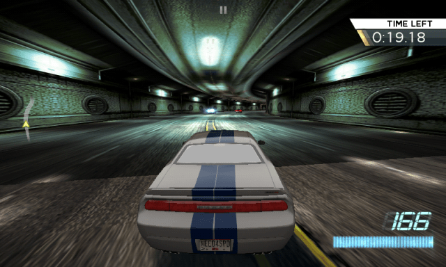 Cherry Mobile Titan TV Gaming: Most Wanted Screenshot