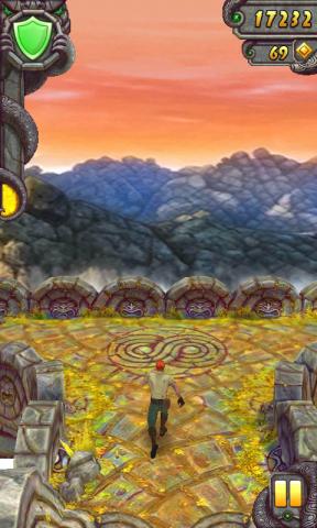 Cherry Mobile Titan TV Gaming: Temple Run 2