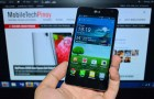LG Optimus G Review: Sleek and Understated Power