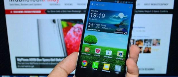 LG Optimus G Featured Image