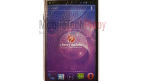 Cherry Mobile Hyper from Leaked Flyer