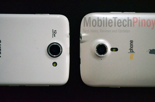 Omega HD vs A919i Duo Camera Comparison