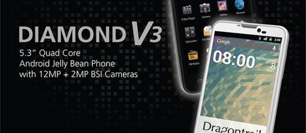 Starmobile Diamond V3 Official Press Image