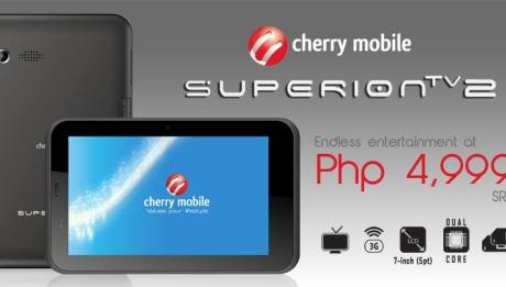 Cherry Mobile Superion TV 2 Official Press Image