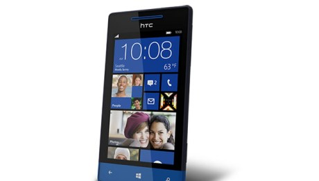 HTC 8X Running Windows Phone 8