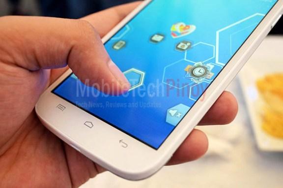 MyPhone Iceberg Active Lockscreen
