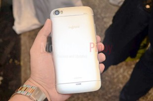 MyPhone Iceberg Back