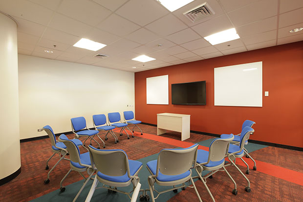 Sykes Glorietta 1 Huddle Room