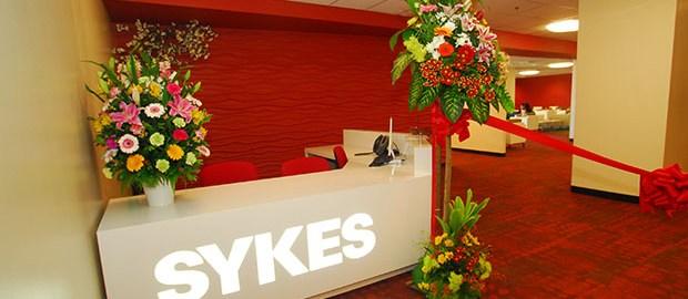 Sykes Glorietta 1 Front Desk
