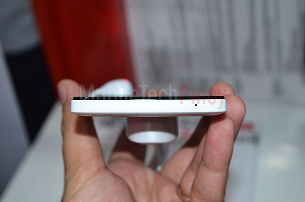 MyPhone Rio Bottom