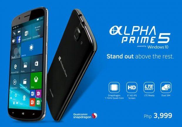 Cherry Mobile Alpha Prime 5