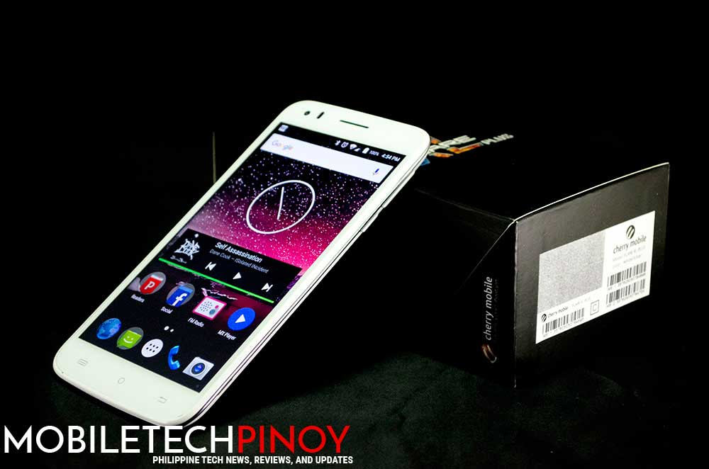Cherry Mobile Flare XL Plus Review: Upsized Octa-core on a Budget