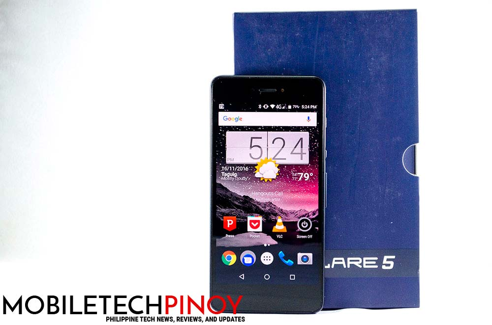 Cherry Mobile Flare 5 Review: A Killer Screen for Just Php5k+!