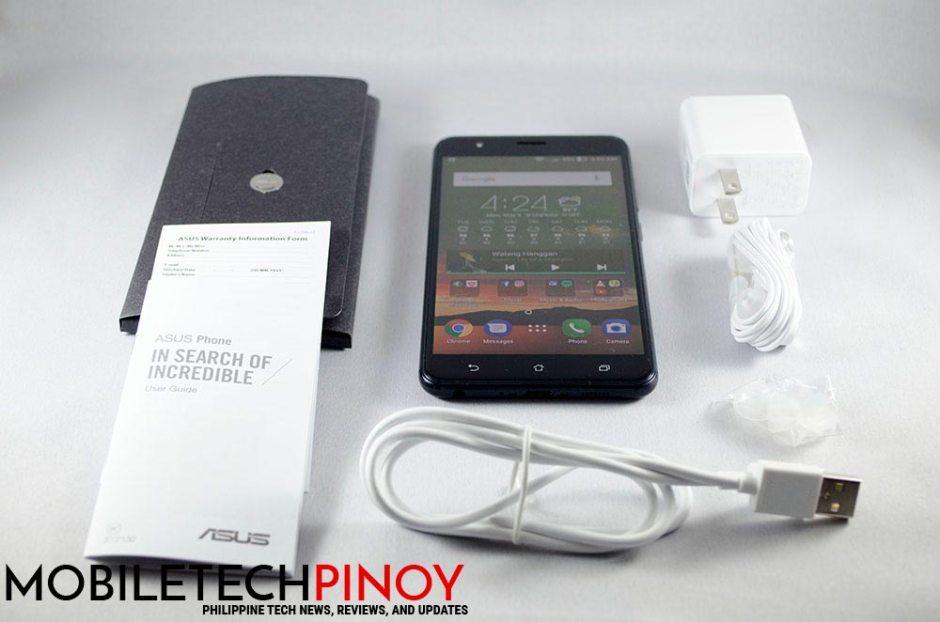 Zenfone 3 Zoom with Standard Accessories